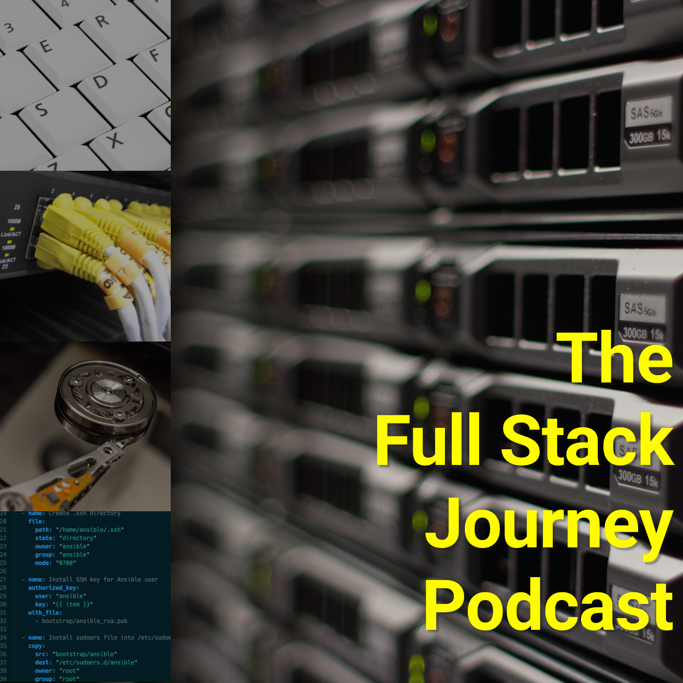 The Full Stack Journey